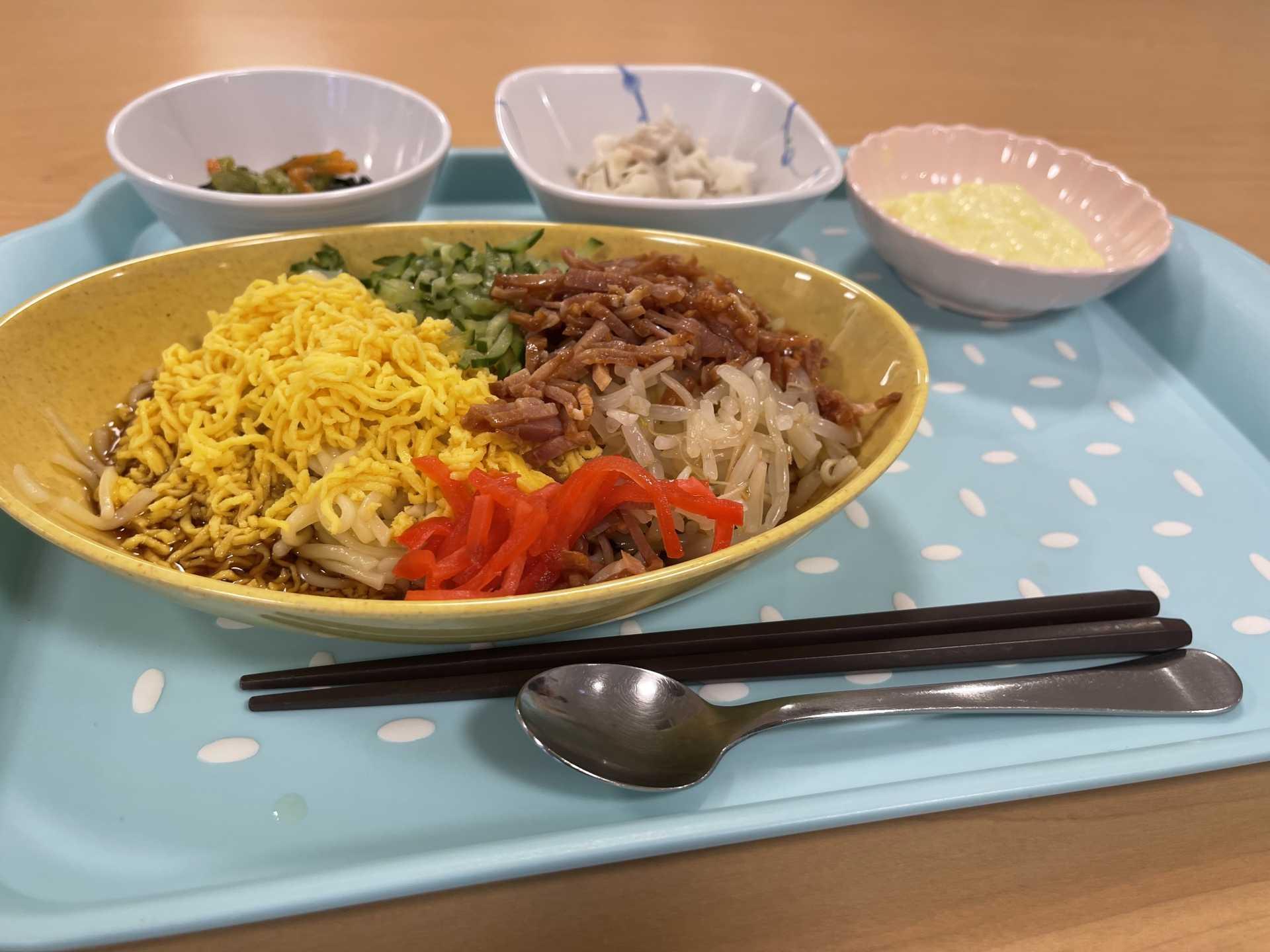 【お食事】冷やし中華はじめました!